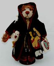 "Ganz Cottage Collectibles ""NOAH"" #CC018- 12"" Bear-Artist Lorraine Chien-... - $39.99"