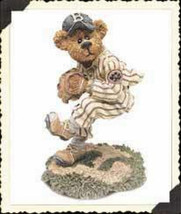 "Boyds Bearstone ""Greg McBruin.. The Windup"" #227732 -1E -NIB- 1999 - $21.99"