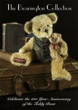 "Bearington Bears ""Ted E Bearington"" 14"" Limited Edition- 100 Years-Sku #... - $39.99"