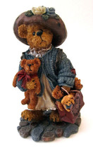 "Boyds Bearstone ""Ms Luvsabunch & Friends"" #02008-21- FoB 2008 -NIB-Retired - $19.99"