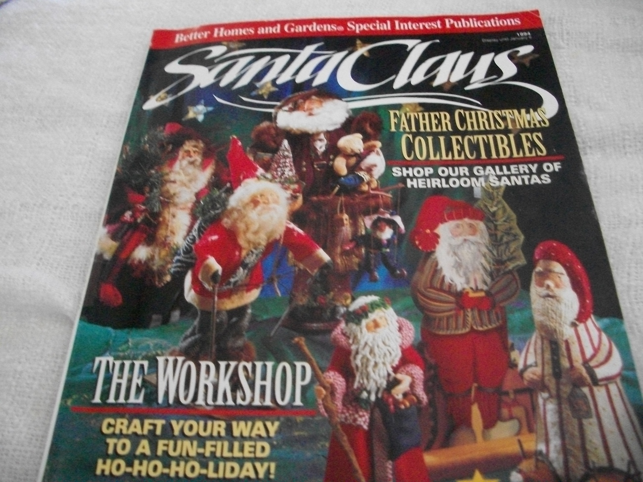 Primary image for Better Homes and Gardens Santa Claus 1994