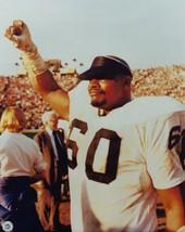 Otis Sistrunk 8X10 Photo Oakland Raiders Picture Close Up - $3.95