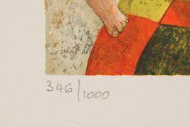 """"""" Amour,Tendresse """" von Graciela Rodo Boulanger Lithographie auf dem Papier Le image 4"""