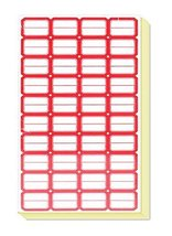 2.92.1 cm Price Marking Stickers Scheduling Label Stickers 70 Sheets - $14.71
