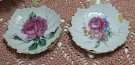 Two Vintage NASCO JAPAN Porcelain Trinket/Ring Dishes - $12.00