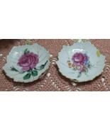 Two Vintage NASCO JAPAN Porcelain Trinket/Ring Dishes - $10.50