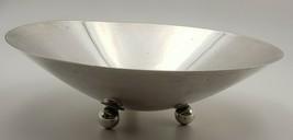 Vintage Tiffany & Co. Sterling Silver Bowl w/ 3 Ball Feet #6917 - $395.00