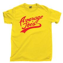 Average Joe's T Shirt, Comedy Movie Dodgeball Team Men's Cotton Tee Shirt - $13.99+