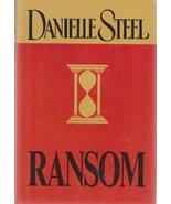 RANSOM~DANIELLE STEEL~HCDJ - $9.99