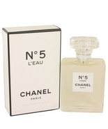 Chanel No.5 L'eau 3.4 Oz Eau De Toilette Spray - $160.84