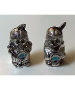 Vintage American Indian Souvenir Salt and Pepper Shakers - $6.00