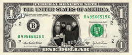 DUCK DYNASTY on REAL Dollar Bill - Celebrity Collectible Custom Cash $1 ... - $3.33