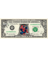 Spiderman Super Hero on REAL Dollar Bill - Collectible Cash Money - $8.88