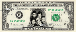 ONE DIRECTION on REAL Dollar Bill - Celebrity Collectible Custom Money Cash - $3.33