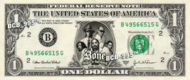 BONE THUGS-N-HARMONY on a REAL Dollar Bill Cash Money Collectible Memora... - $7.77