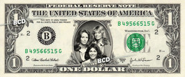 Charlie's Angels On Real Dollar Bill Spendable Cash Collectible Celebrity Money - $7.77