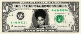PRINCE - Real Dollar Bill Cash Money Collectible Memorabilia Celebrity N... - $7.77