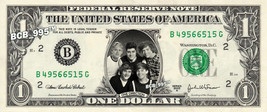 ONE DIRECTION on REAL Dollar Bill - Celebrity Collectible Custom Cash - $3.33