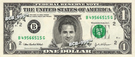 DON JOHNSON on REAL Dollar Bill - Collectible Celebrity Cash Money Art - $3.33