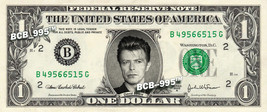 DAVID BOWIE - REAL Dollar Bill Cash Money Collectible Memorabilia Celebr... - $5.55