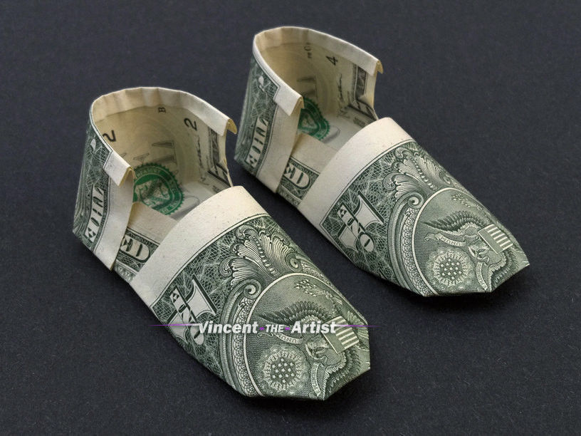 Origami Money Gift Ideas