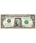 DORIS DAY on REAL Dollar Bill Cash Money Bank Note Currency Celebrity Di... - $4.44