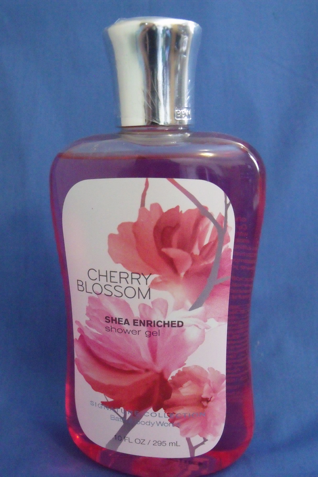 Bath and Body Works New Cherry Blossom Shower Gel 10 oz