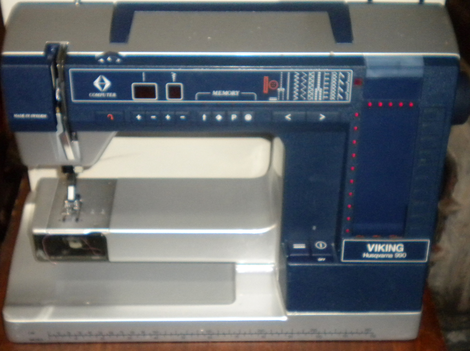 viking 990 sewing machine