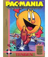PAC-Mania NINTENDO NES Video Game - $22.97
