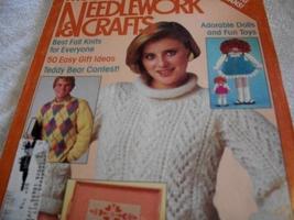 McCall's Needlework & Crafts 1984 Magazine - $5.00