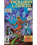 DC POWER LORDS #2 VG+ - $0.39