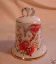 Kaiser Danbury Mint Porcelain Bell Ho Ho Bird - $16.00