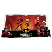 Disney Pixar Incredibles 2 Family 5 Figure Set - $26.31