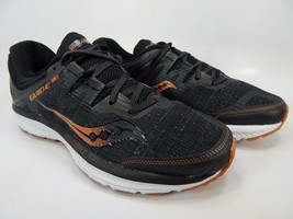 Saucony Guide ISO Size US 8 M (B) EU 39 Women's Running Shoes Black S10415-30 - $83.58