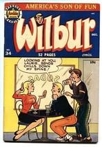 Wilbur #34 1950-Archie Comics-Headlight cover-Katy Keene- VF- - $224.31