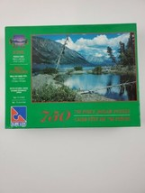 NEW SURE-LOX Scenic, Beau Panorama,CANADA 750 PIECE PUZZLE sealed - $11.40