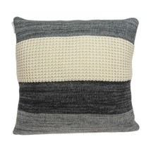 Parkland Collection Gio Transitional Multicolor Pillow Cover - $39.66