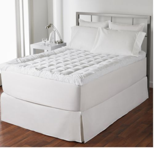 Ultimate Cuddle Bed Mattresstopper Pad Queen Pillow Top