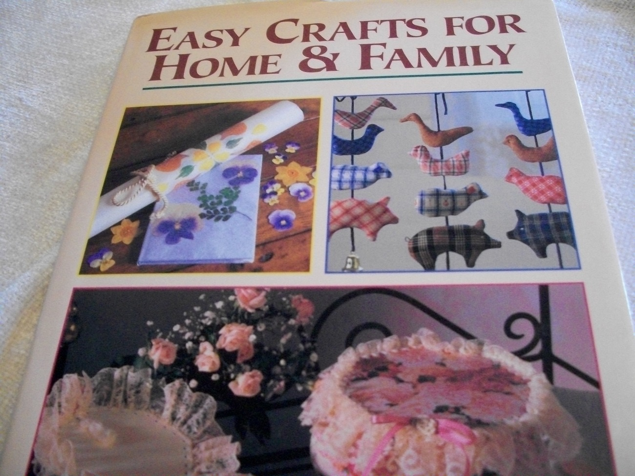 Primary image for Easy Crafts For Home & Family