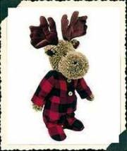 "Boyds Bear ""Murphy Mooselfluff"" 10"" Plush Moose #917291 - 1999- NWT - Retired - $24.99"