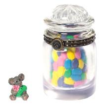 "Boyds Treasure Box ""Sweetie's Candy Jar w/J.B. McNibble"" #4038003-1E- NIB -2013 - $24.99"