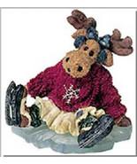 """Boyds Bears Moose Troop """"Mattie Frostbuns..Triple Klutz"""" #36904 -1E-2001... - $29.99"""