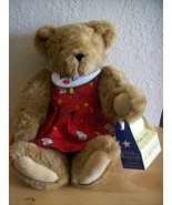 Vermont Teddy Bear Jointed Teacher Teddy Bear  - $60.00