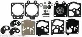 Carb Carburetor Kit for Poulan 2775 for Walbro WT63 WT610 WT657 repair rebuild - $17.99
