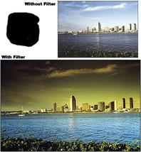 COKIN 58mm COLOR GRADUATE YELLOW 2 (2 Stop) Fil... - $11.95
