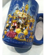 2005 Disney 50th Anv Disneyland Resort Mug Happiest Homecoming On Earth ... - $24.26