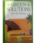 GREEN SOLUTIONS FOR YOUR HOME & ENCYCLOPEDIA OF... - $10.00