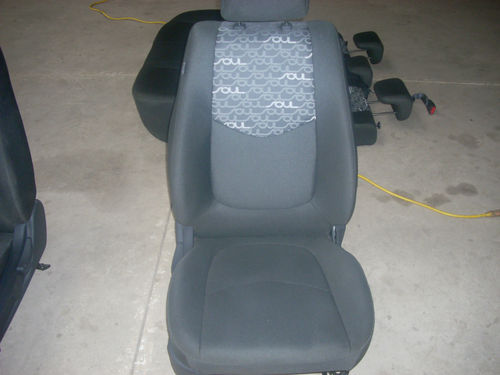 2010 2011 KIA SOUL RIGHT FRONT SEAT