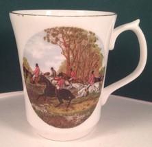 Jason Works Nanrich Pottery~fine bone china~Staffordshire England~Cup~Ho... - $13.98