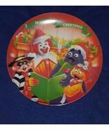 "1995 McDonalds Christmas Plate & Disney's Hercules Plate ""Phil"" - $14.99"